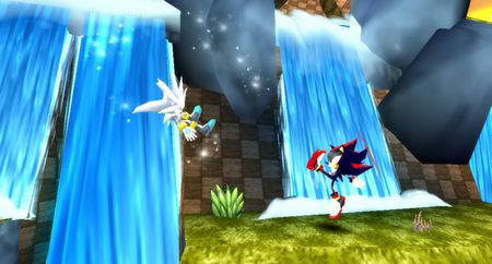 Sonic Rivals 2 - 09639