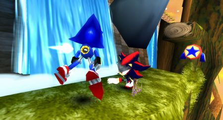 Sonic Rivals 2 - 09640