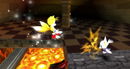 Sonic Rivals 2 - 09641