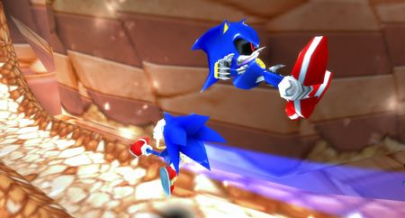 Sonic Rivals 2 - 09646