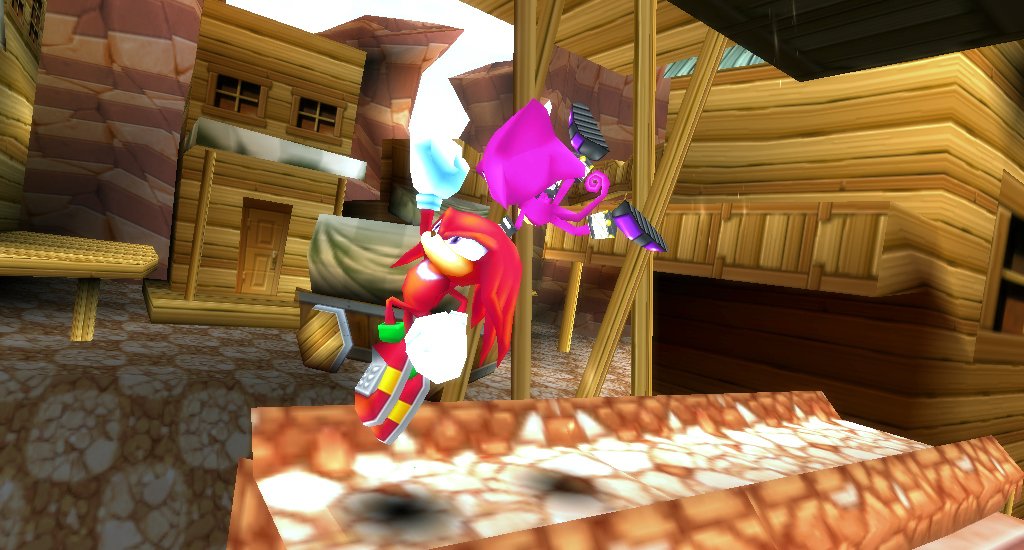 Sonic Rivals 2 - 09647