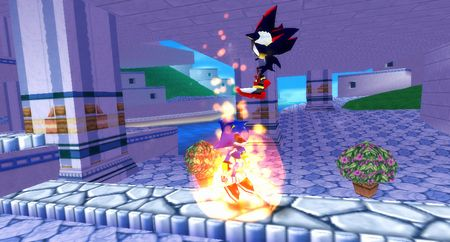 Sonic Rivals 2 - 09649