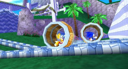 Sonic Rivals 2 - 09631