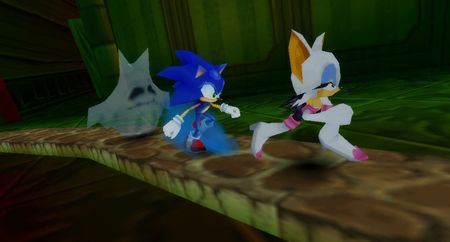 Sonic Rivals 2 - 09635