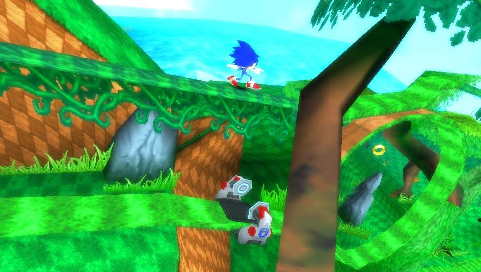 Sonic Rivals - 05303