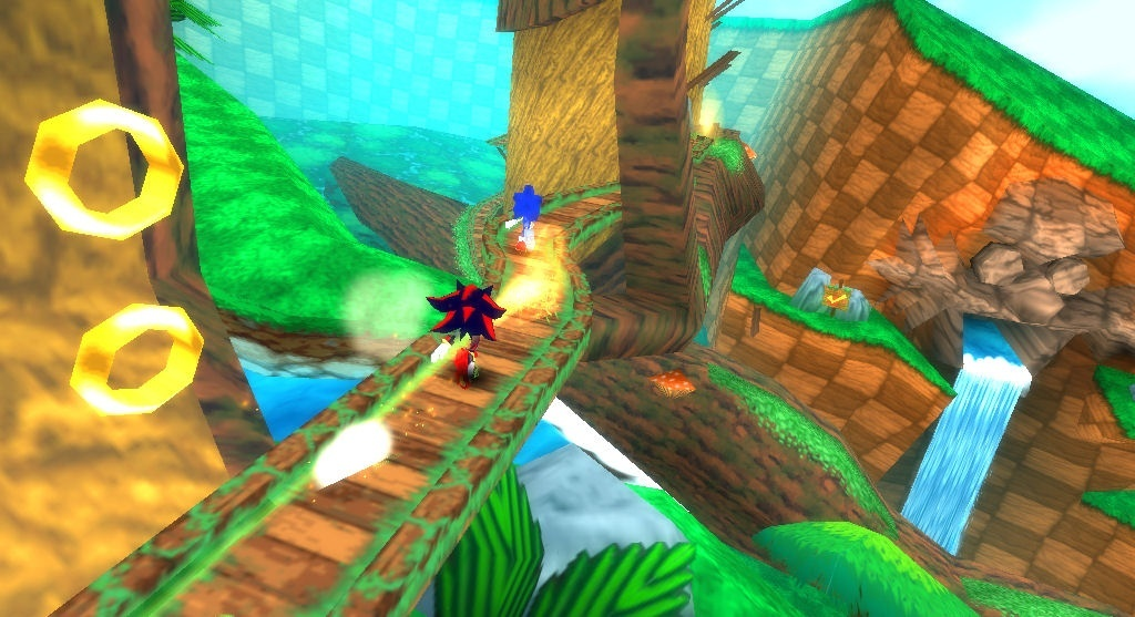 Sonic Rivals - 05310
