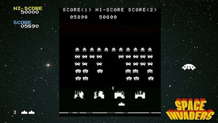 Space Invaders Pocket - 01462