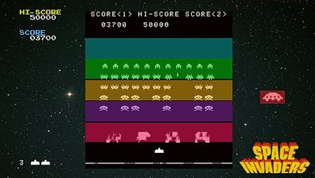 Space Invaders Pocket - 01463