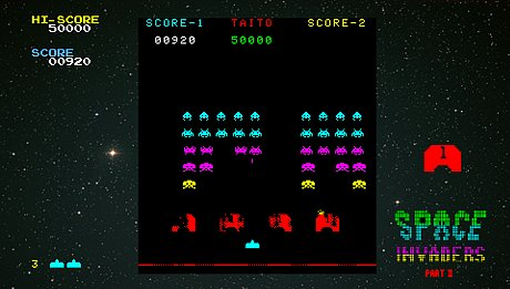 Space Invaders Pocket - 01464