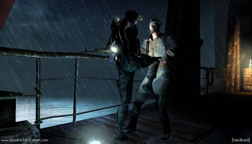 Splinter Cell Essentials - 03660