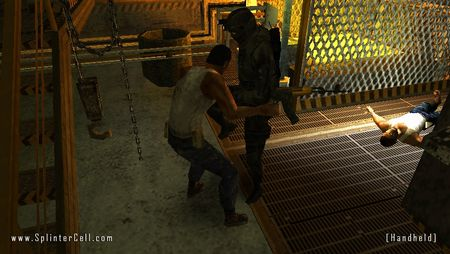 Splinter Cell Essentials - 03653