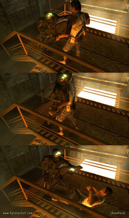 Splinter Cell Essentials - 03658