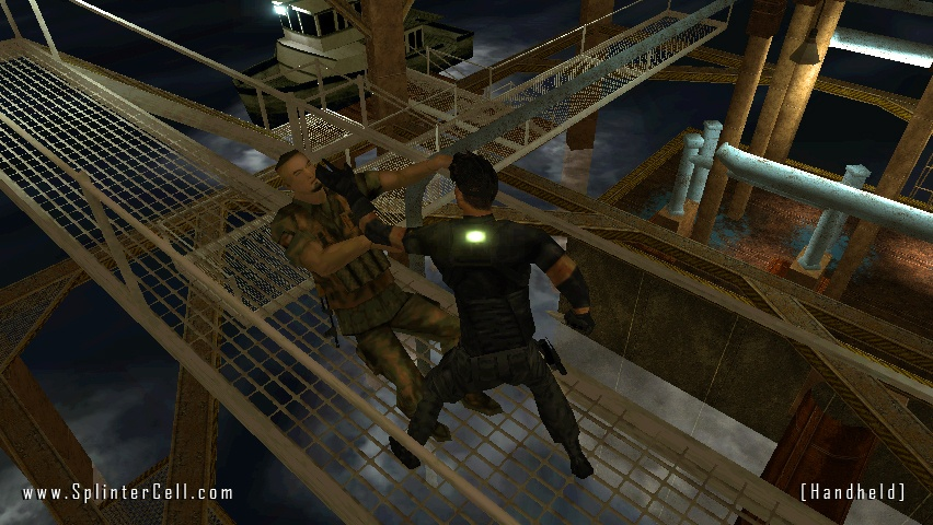 Splinter Cell Essentials - 03656