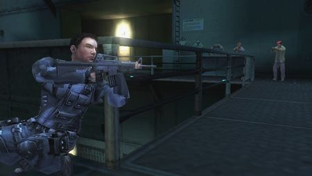 Syphon Filter: Logan''s Shadow - 09484