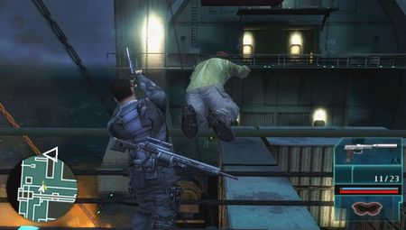 Syphon Filter: Logan''s Shadow - 09485