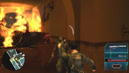 Syphon Filter: Logan''s Shadow - 09466