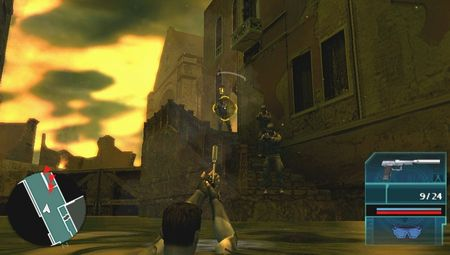 Syphon Filter: Logan''s Shadow - 09474