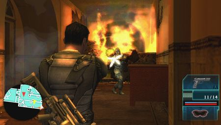 Syphon Filter: Logan''s Shadow - 09458