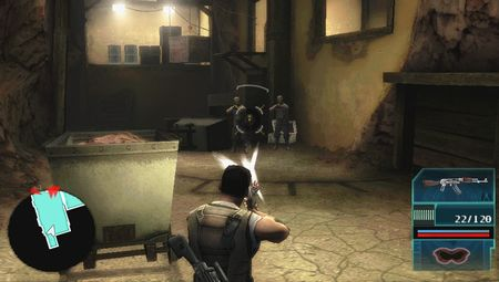 Syphon Filter: Logan''s Shadow - 09488