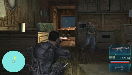 Syphon Filter: Logan''s Shadow - 09490
