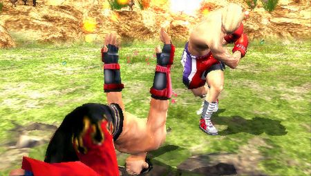 Tekken: Dark Resurrection - 05212