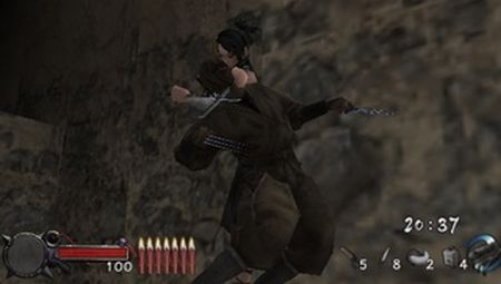 Tenchu: Time of the Assassins - 07981