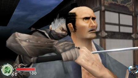 Tenchu: Time of the Assassins - 07986