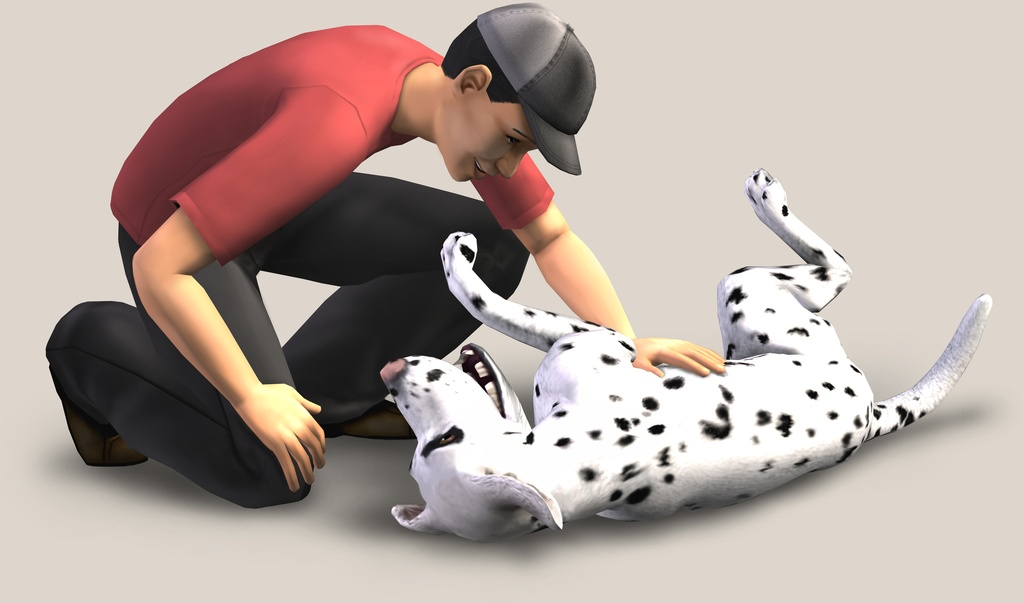 The Sims 2: Pets - 05077