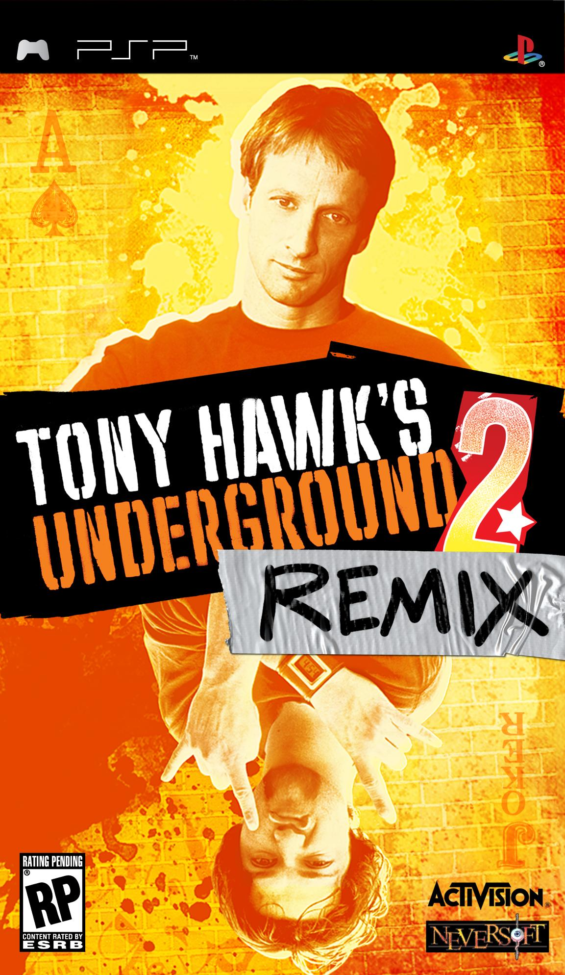 Tony Hawk's Underground 2 Remix - 01149