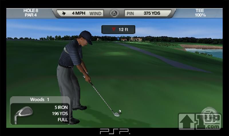 Tiger Woods PGA Tour - 01458