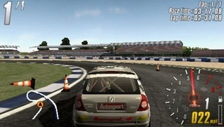 TOCA Race Driver 3 Challenge - 07000
