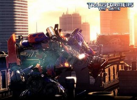 Transformers: The Game - 08987
