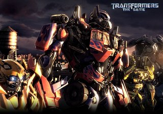 Transformers: The Game - 08990