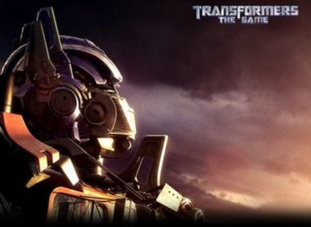 Transformers: The Game - 08991
