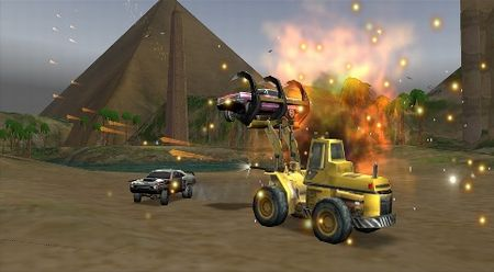 Twisted Metal: Head On - 00798