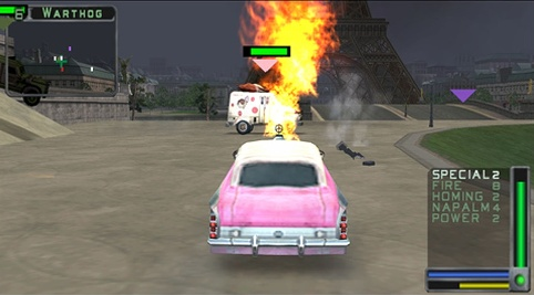 Twisted Metal: Head On - 00800