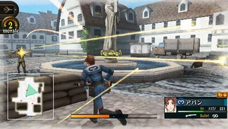 Valkyria Chronicles 2 - 12142