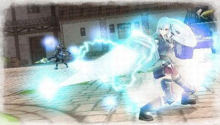Valkyria Chronicles 3 - 12400