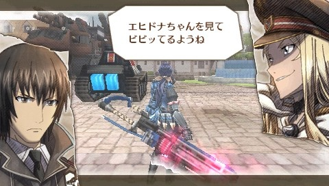 Valkyria Chronicles 3 - 12403