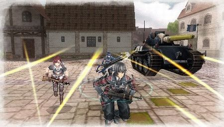 Valkyria Chronicles 3 - 12399