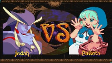 Darkstalkers Chronicle: The Chaos Tower - 01481