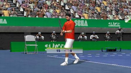 Virtua Tennis: World Tour - 02715