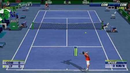 Virtua Tennis: World Tour - 02716