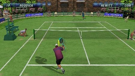 Virtua Tennis: World Tour - 02709