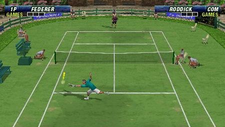 Virtua Tennis: World Tour - 02710