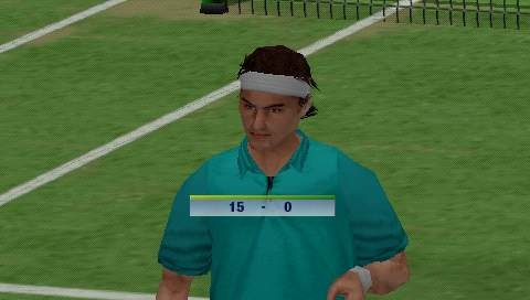 Virtua Tennis: World Tour - 02703