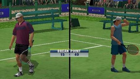 Virtua Tennis: World Tour - 02707