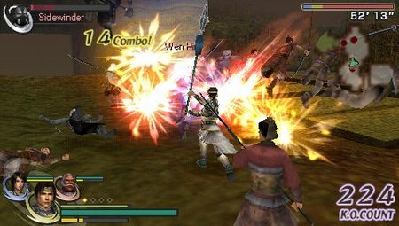 Warriors Orochi - 10482