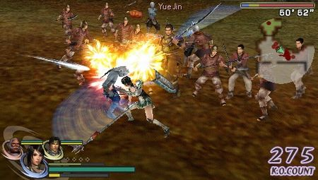Warriors Orochi - 10483
