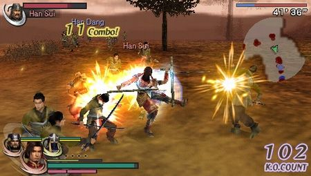 Warriors Orochi - 10484